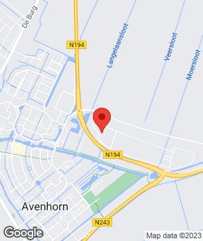 Locatie Garage van der Stroom op kaart