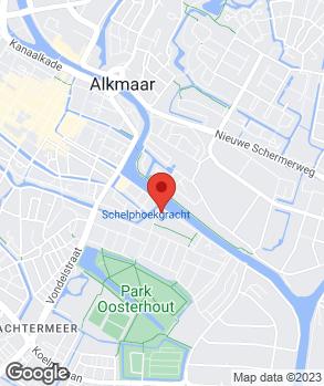 Locatie Trademarket B.V. op kaart