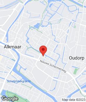 Locatie Auto Oudorp op kaart