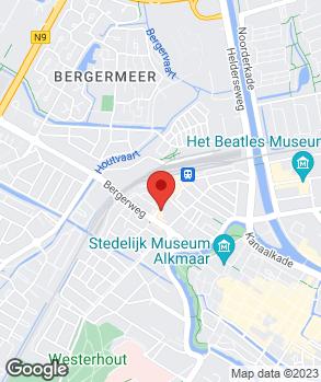 Locatie Automobiel & Garagebedrijf Moeijes op kaart