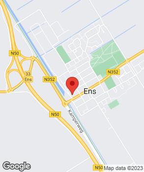 Locatie Autobedrijf P. Doff op kaart