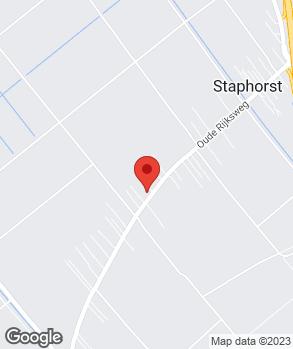 Locatie Autobedrijf Gert Kuiper op kaart