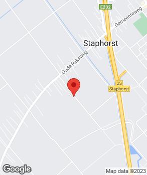 Locatie Haasjes Autoservice op kaart