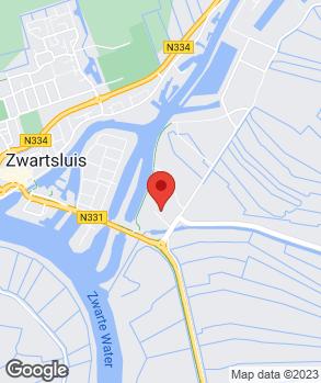 Locatie G. Rietman op kaart