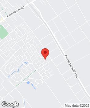 Locatie KM Auto's op kaart