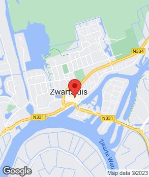 Locatie Autobedrijf G.H. Prins op kaart