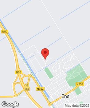 Locatie Garage Klein op kaart