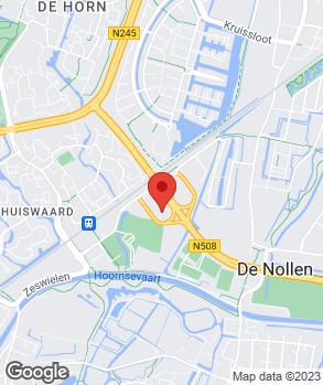 Locatie Dekker Autogroep Alkmaar op kaart