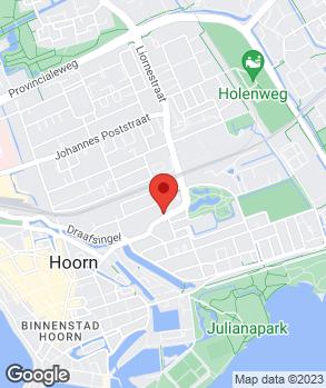 Locatie Handelsonderneming Viktor van Dijk op kaart