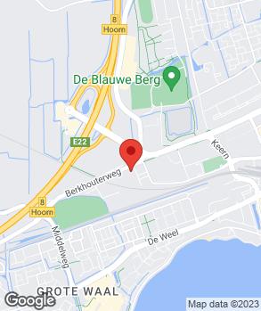 Locatie Van der Linden van Sprankhuizen B.V. op kaart