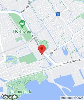 Locatie Jillings Automotive op kaart