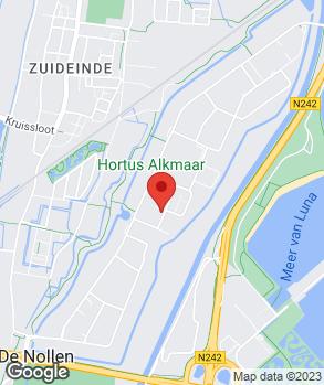Locatie Autoservice Witkar-Alkmaar op kaart