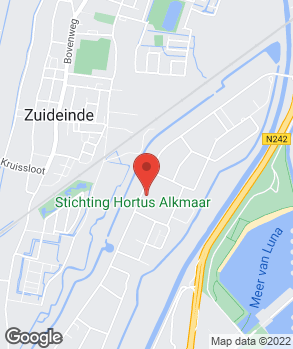 Locatie Autobedrijf Arie Zeeman op kaart