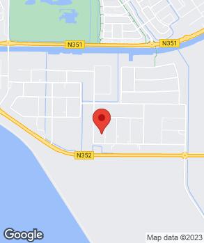 Locatie Autobedrijf Hakvoort op kaart