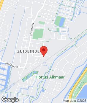 Locatie Autobedrijf Swinkels op kaart