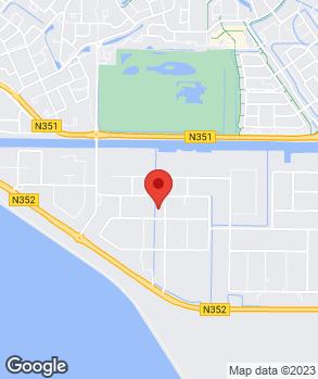 Locatie Autobedrijf Verheul & De Haan op kaart