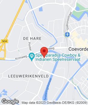 Locatie Auto Bedrijf Heijnen op kaart