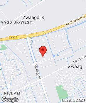 Locatie Total Mobility Services   Hoorn Auto Elektra op kaart