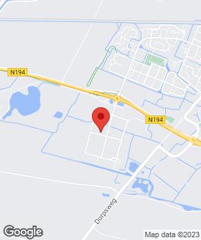 Locatie S.J. Car Care op kaart