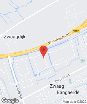 Locatie Autospuitbedrijf De Paintbeer op kaart