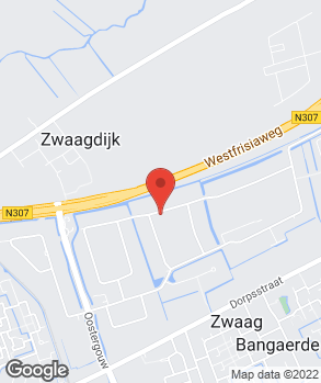 Locatie Handelsonderneming Van Beckhoven op kaart