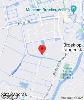 Locatie Garagebedrijf Gootjes op kaart