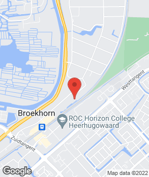 Locatie Autobedrijf Zijp B.V. op kaart