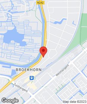 Locatie Martin Schilder Heerhugowaard | DriveIn CarService Heerhugowaard op kaart