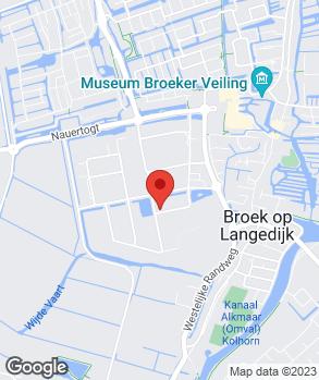 Locatie SRH Automobielen op kaart