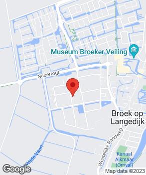 Locatie Autospuiterij B.V. op kaart