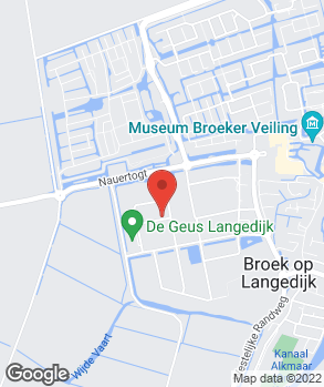 Locatie Autobedrijf Gerard Groen op kaart