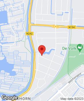 Locatie Vanca Auto B.V. op kaart