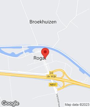 Locatie Autobedrijf Brouwer Rogat V.O.F. op kaart