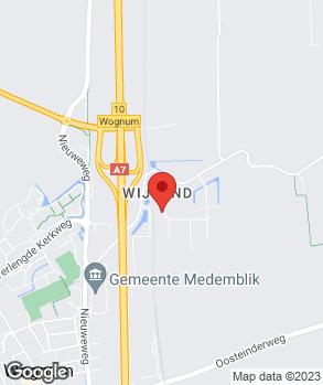 Locatie Autobedrijf Ilbrink op kaart