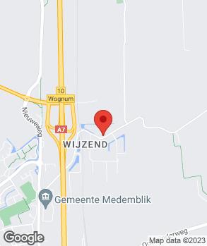 Locatie Autobedrijf Huisman B.V. op kaart