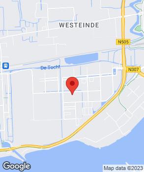 Locatie Autobedrijf Bibo op kaart