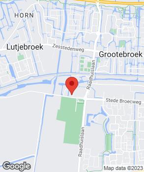 Locatie Autobedrijf Broerse op kaart