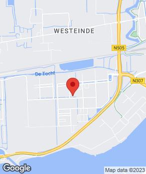 Locatie Kreeft & Rol Autoservice op kaart