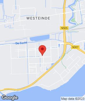 Locatie Star Gallery op kaart