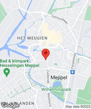 Locatie CarXpert Biemolt op kaart