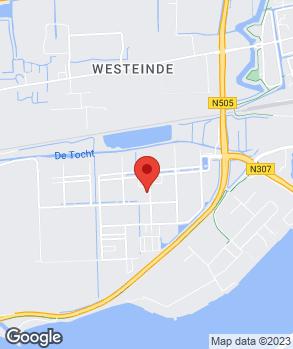 Locatie Watses Autobedrijf B.V. op kaart