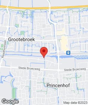 Locatie Technische Handelsonderneming Lars op kaart