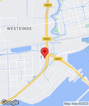 Locatie Heron Auto op kaart