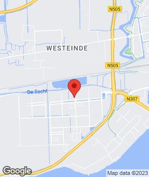 Locatie Autobedrijf Marc van der Molen B.V. op kaart