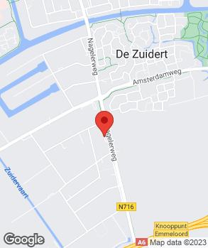 Locatie Autobedrijf Tiems & Nijboer op kaart