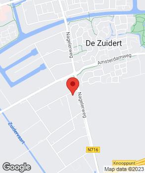Locatie Rijkmans Emmeloord B.V. op kaart