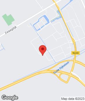 Locatie Profile Tyrecenter Kossen op kaart