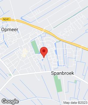 Locatie RMO Handelsonderneming B.V. op kaart