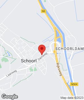 Locatie Handelsonderneming Vestering-Delis B.V. op kaart