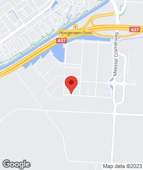 Locatie Garage Elco op kaart